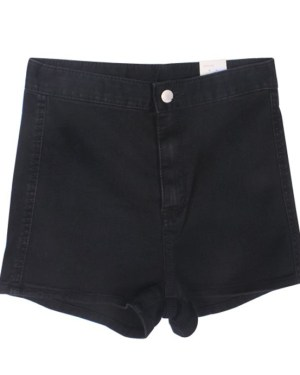 Black Kpop Shorts