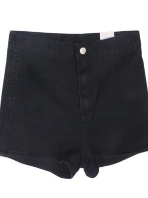 Black Kpop Shorts