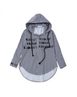 Striped Shirt with Hood Jimin – BTS