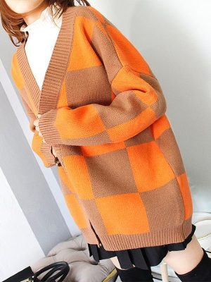 orange-oversized-cardigan2