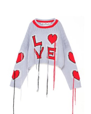 Love Short Sweater I love you MV EXID