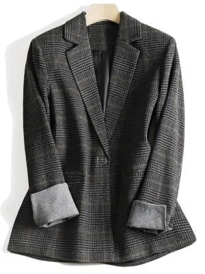 Nam Hong Joo Dark Grey Blazer (11)