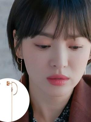 Asymmetrical Earrings | Cha Soo-Hyun – Encounter