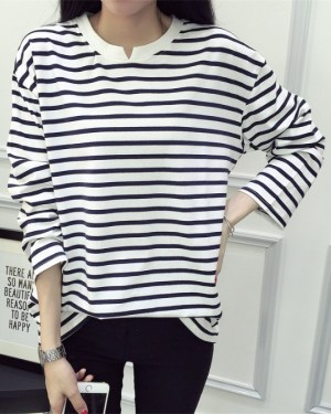 Jimin similar looking striped shirt (6)