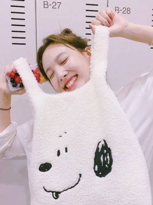 Snoopy Bag | Nayeon – Twice
