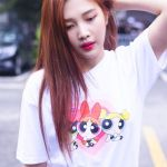Powerpuff Girls T-Shirt | Joy – Red Velvet