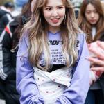 Purple Crop Top | Wendy – Red Velvet