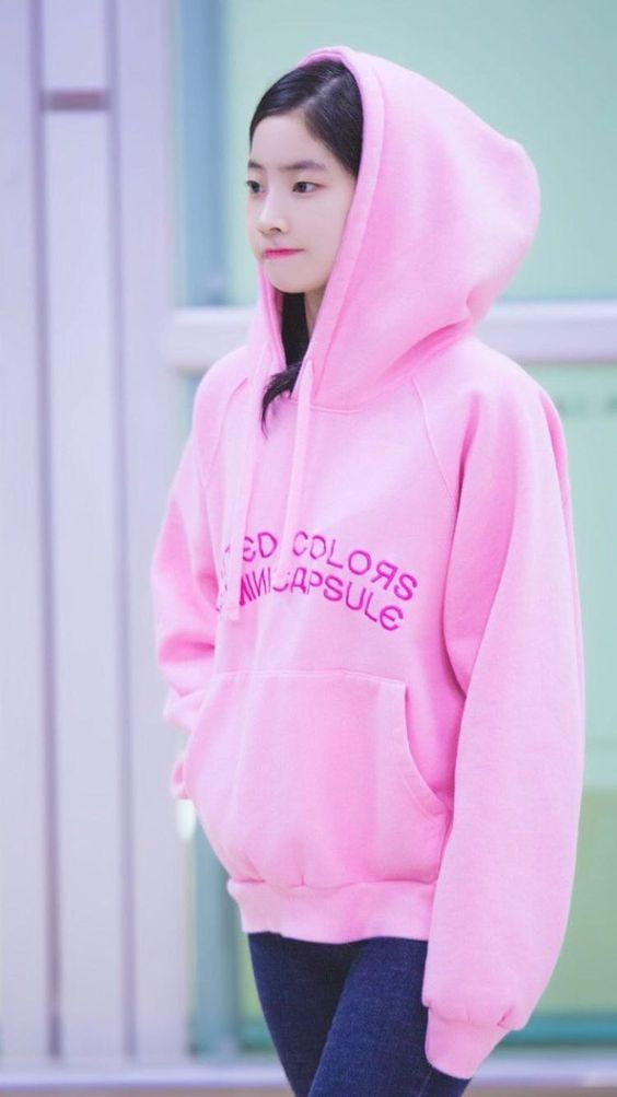 United Colors of Minicapsule Sweater   Dahyun – Twice