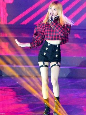 Black Hot Pants | Lisa – BlackPink