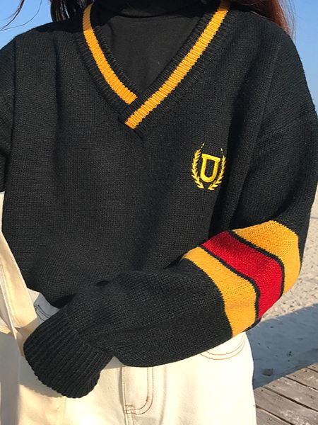 Black Yellow Sweater | Jimin – BTS