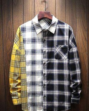 bts-suga-three-colored-shirt