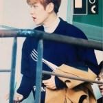 'Return Here' Fork Sweater   Baekhyun – EXO