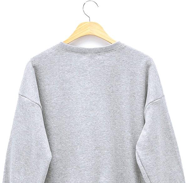 Grey Heart Sweater   Do Bong Soon – Strong Woman Do Bong Soon