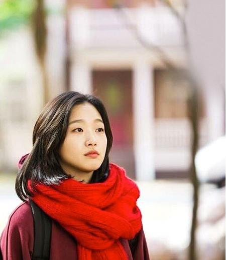 Red Wool Scarf   Ji Eun-Tak – Goblin