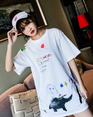 Jennie Elephants In the Room Shirt (1)