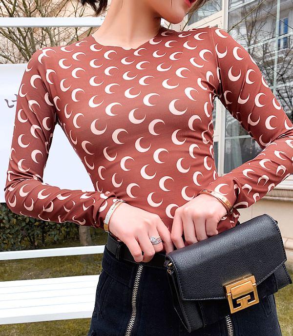 Crescent Shirt   Jennie – BlackPink