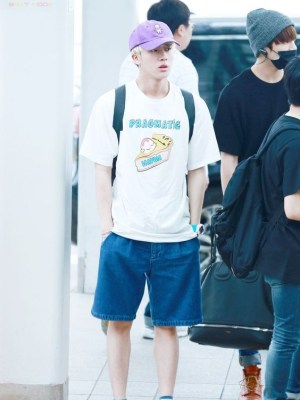 Pragmatic T-Shirt | Jin- BTS