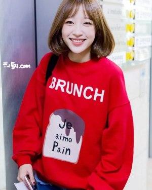 Brunch Sweater   Hani – EXID