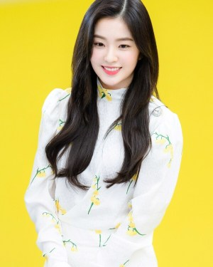 Spring Yellow Flowers Dress | Irene – Red Velvet