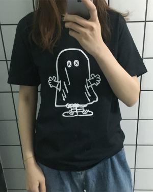 J-Hope Cute Ghost T-Shirt (11)