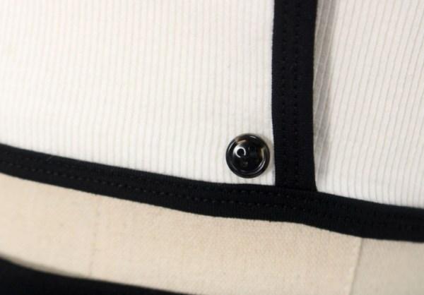 White Button Crop | Jennie – BlackPink