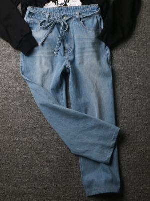 Lisa Blue Pants (3)
