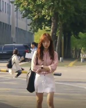 White Skirt | Hong Seol – Cheese in the Trap