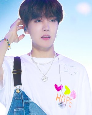 J-Hope Own Design Graffiti T-Shirt | J-Hope – BTS