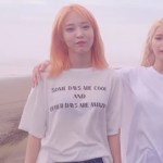 Some Days Are Cool T-Shirt | Moonbyul – Mamamoo