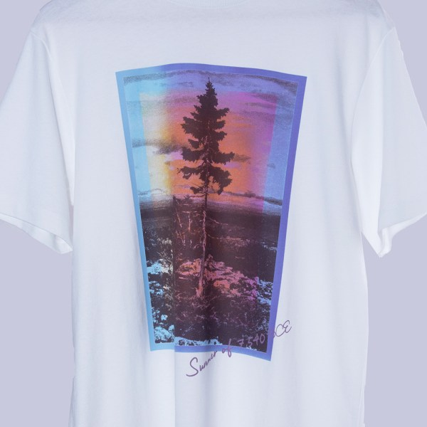 Tree Portrait Print T-Shirt | RM – BTS