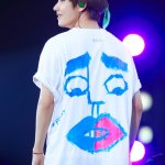 Taehyung Own Design Graffiti T-Shirt | Taehyung – BTS