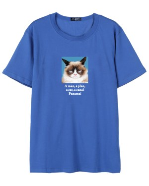 Johnny Grumpy Cat T-Shirt (2)