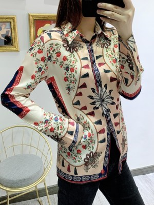 Momo Floral Patterned Shirt (14)