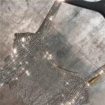 Shiny Strap Crop Top | Ryujin – ITZY