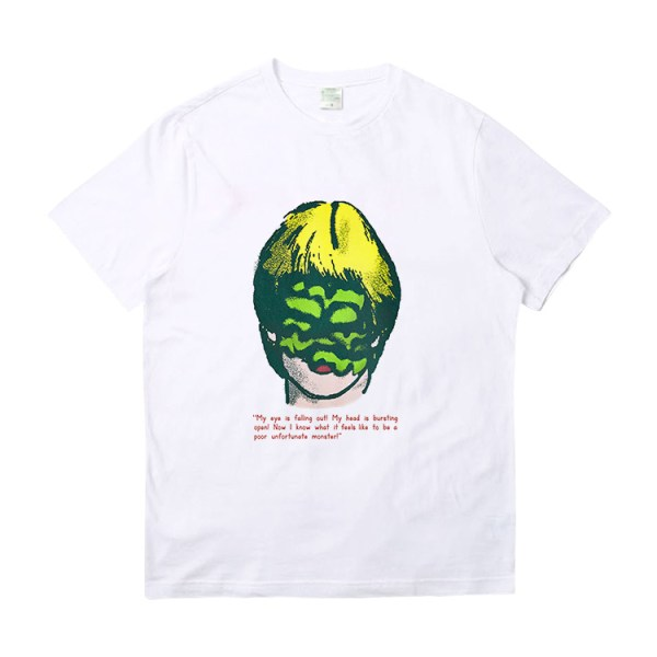 Blonde Eye Covered Monster Girl T-Shirt | Taeyong – NCT