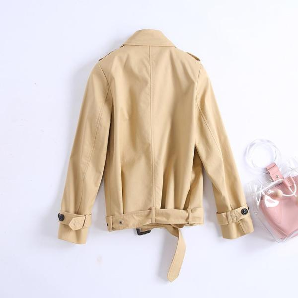 Khaki Autumn Jacket | Jennie – BlackPink