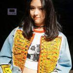 Hand Painted Graffiti Denim Jacket | Ryujin – ITZY