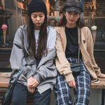 Amsterdam Grey Cardigan| Jennie – BlackPink