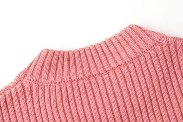 Pink Knitted Sweater | Lisa – BlackPink