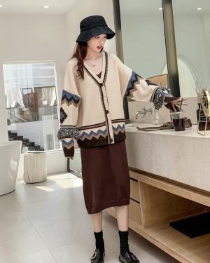 Wendy Wild tassels Fringe Loose Cardigan (16)
