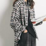 Plaid Polo Autumn Shirt | Yuqi – (G)I-DLE