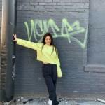 Light Green Sweatshirt   Jennie – BlackPink