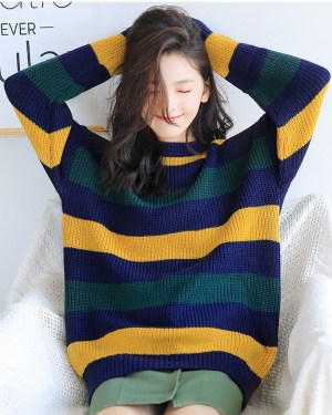 RM Multicolor Knit Sweater (5)