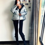 Oversize Hoodie Winter Jacket
