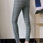 Tight Checkered Pants