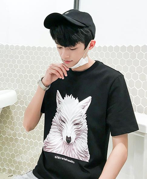 White Wolf Tshirt | Chanyeol – EXO