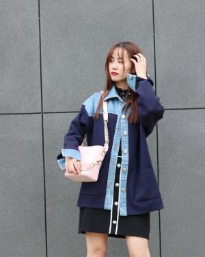 Chungha Two Tone Jacket (7)
