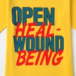 Open Wound Heal Being Yellow T-Shirt | IU