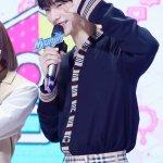 Multi color Stripped Design Cardigan | Hyunjin – Stray Kids
