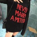 Never Marry A Mitford Sweater | Jeong In – Stray Kids